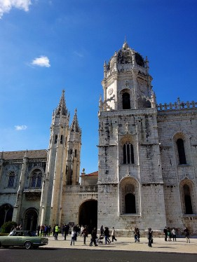 02. Jerónimos Monastery, Lisbon, Portugal