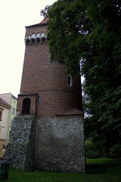04. Barbican, Florian's Gate & City Walls, Krakow, Poland