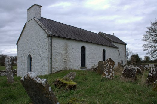 04. Rahan Monastic Site, Offaly, Ireland