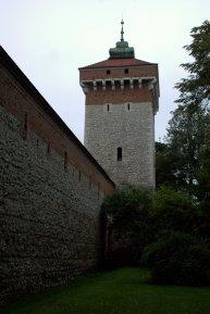 05. Barbican, Florian's Gate & City Walls, Krakow, Poland