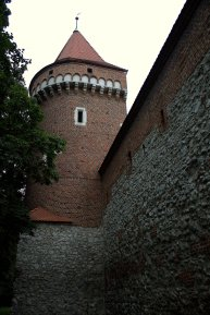 06. Barbican, Florian's Gate & City Walls, Krakow, Poland
