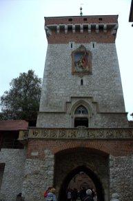 08. Barbican, Florian's Gate & City Walls, Krakow, Poland