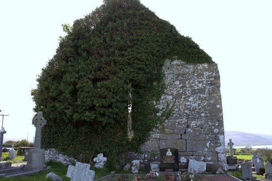 16. Drumcreehy Church, Clare, Ireland