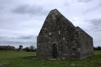 18. Rahan Monastic Site, Offaly, Ireland