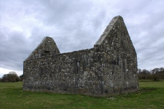 23. Rahan Monastic Site, Offaly, Ireland
