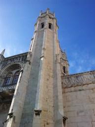 24. Jerónimos Monastery, Lisbon, Portugal