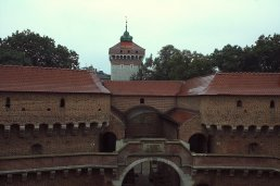 25. Barbican, Florian's Gate & City Walls, Krakow, Poland