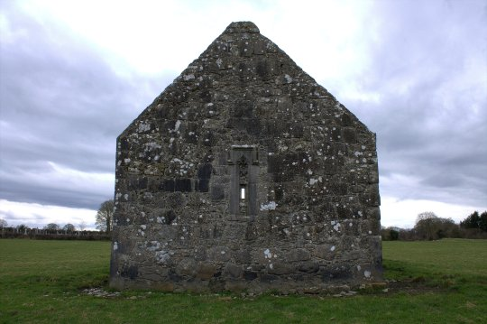 25. Rahan Monastic Site, Offaly, Ireland