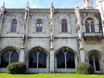 28. Jerónimos Monastery, Lisbon, Portugal