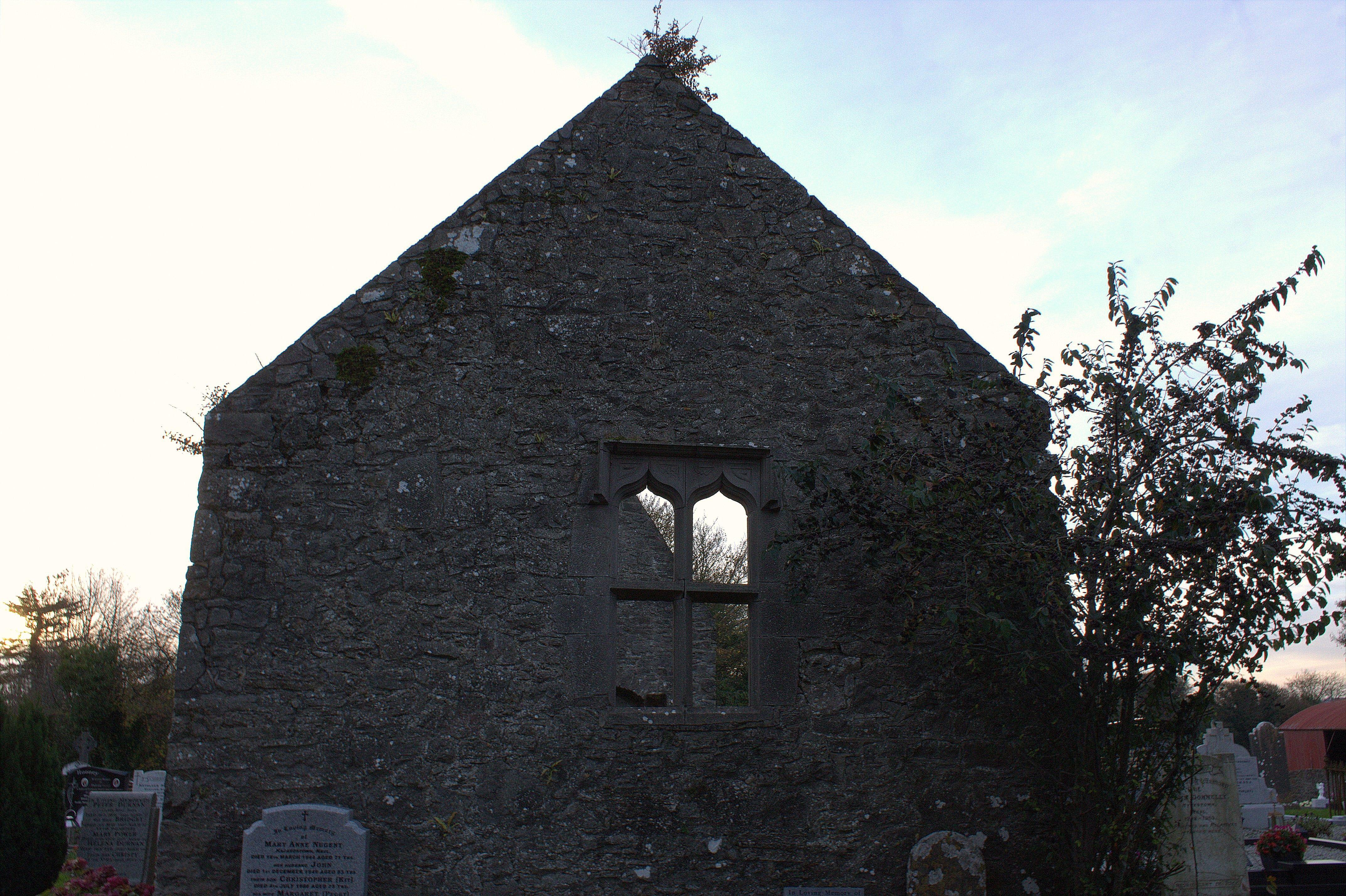 07. Old Naul Parish Church, Dublin, Ireland