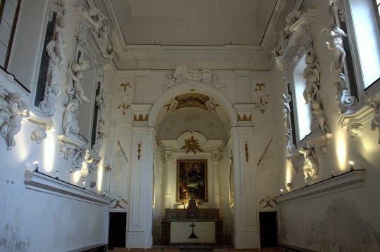 01. Oratory of San Mercurio, Palermo, Sicily, Italy