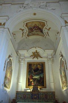 02. Oratory of San Mercurio, Palermo, Sicily, Italy