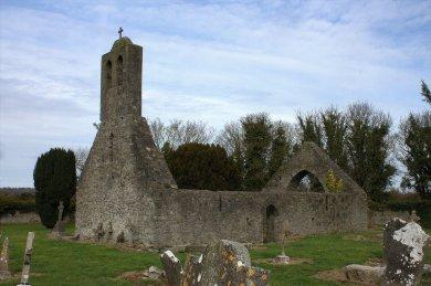 15. St Nicholas' Church, Co. Dublin