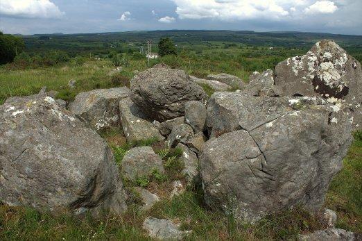 09. Corracloona Megalithic Tomb, Leitrim, Ireland