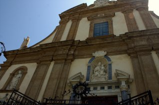01. Church of the Gesu, Palermo, Sicily, Italy