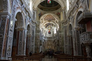 03. Church of the Gesu, Palermo, Sicily, Italy