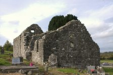 11. St Feichins Church, Westmeath, Ireland