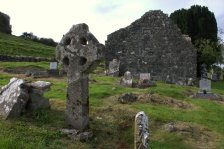 13. St Feichins Church, Westmeath, Ireland