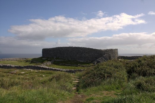 01. Dun Eochla, Inishmore, Galway, Ireland