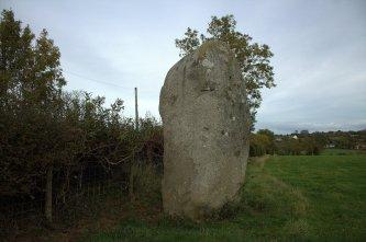 07. Barnmeen Standing Stone, Down, Ireland