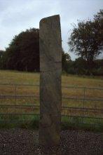 07. Dunloe Ogham Stones, Kerry, Ireland
