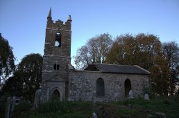 10. Castletown Kilpatrick Church, Meath, Ireland