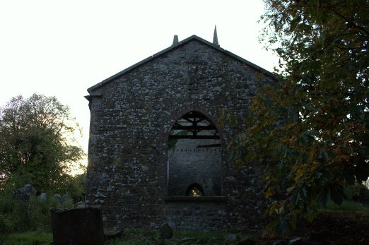 13. Castletown Kilpatrick Church, Meath, Ireland