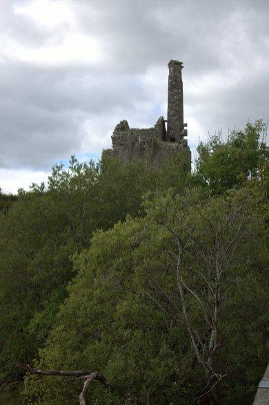 15. Dromore Castle, Clare, Ireland