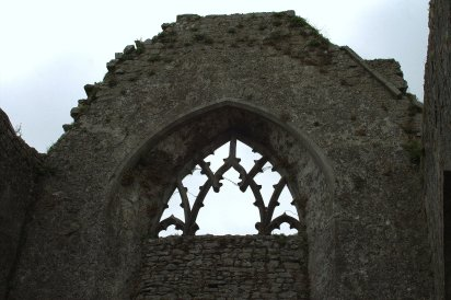 21. Athenry Priory, Galway, Ireland