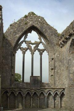 25. Athenry Priory, Galway, Ireland