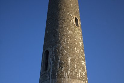 04. Portrane Round Tower, Dublin, Ireland