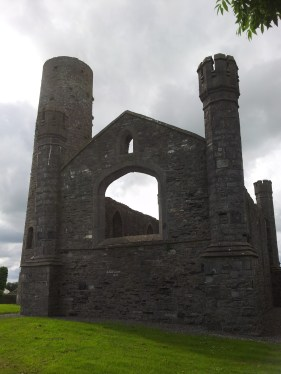 13. Taghadoe Church and Round Tower