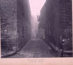 03. Mullinahack Lane, from John Street towards Quay