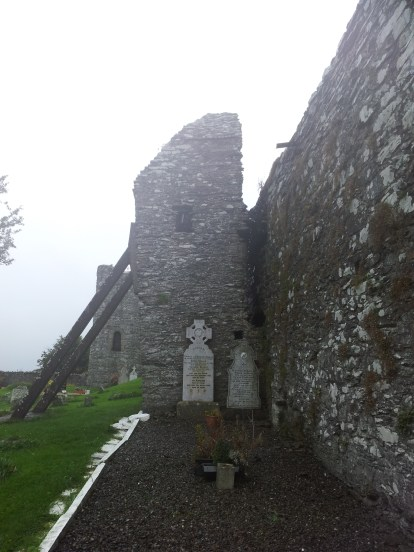 03. Oughterard Round Tower & Church