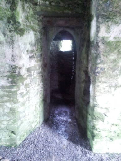 08. Oughterard Round Tower & Church