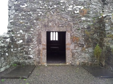 14. Oughterard Round Tower & Church
