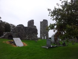 23. Oughterard Round Tower & Church