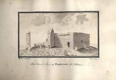 27. Oughterard Round Tower & Church