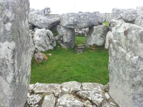 12. Creevykeel Court Tomb