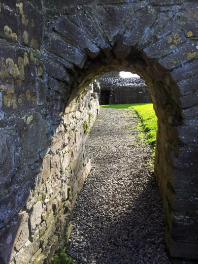 51. Bective Abbey, Co. Meath
