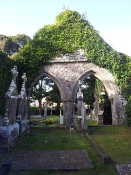 07. Tulsk Abbey & Cemetery, Co. Roscommon