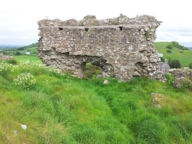 10. Rock of Dunamase, Co. Laois