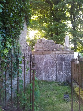 12. Tulsk Abbey & Cemetery, Co. Roscommon