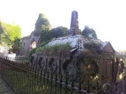 15. Tulsk Abbey & Cemetery, Co. Roscommon