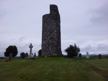 25. Old Kilcullen Round Tower & Graveyard, Co. Kildare