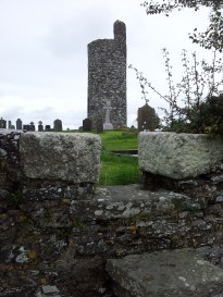 26. Old Kilcullen Round Tower & Graveyard, Co. Kildare