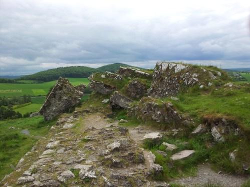 31. Rock of Dunamase, Co. Laois