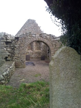 04. Tully Burial Ground & Lehaunstown High Crosses