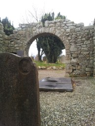 11. Tully Burial Ground & Lehaunstown High Crosses