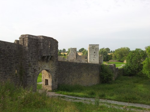 13. Kells Priory, Co. Kilkenny